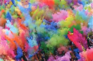holi color color from the indian festival of holi remembering