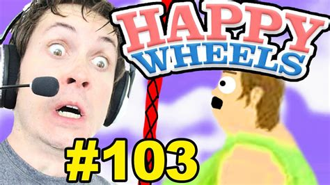 happy wheels full version rope swing happy wheels too fat for rope swing youtube