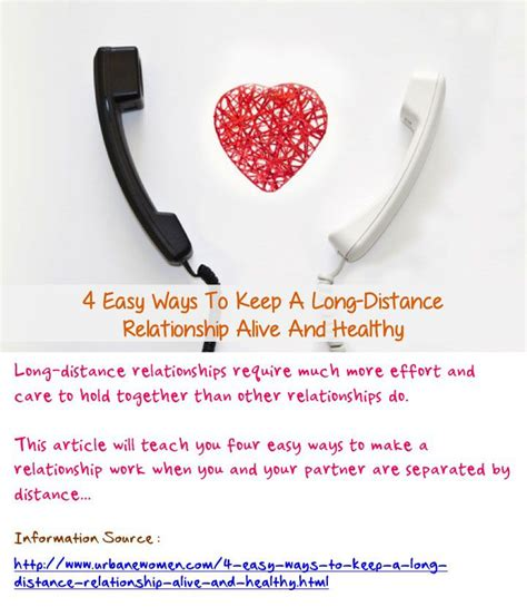 7 Ways To Keep Your Distance Relationship by 4 Easy Ways To Keep A Distance Relationship Alive And