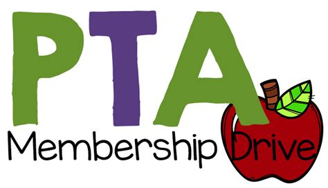 Nj Pta Membership Card Template by Fsupport Pta Clip Clipart Library