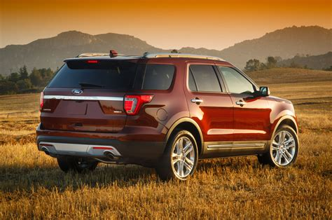 2016 ford explorers one week with 2016 ford explorer platinum
