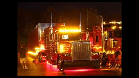 big lots light show 2012 southern classic big rig truck show youtube