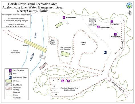 northwest florida water management district map florida river island northwest florida water management