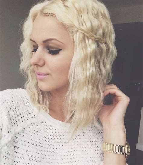 hairstyles crimped hair best half up hairstyles for crimped hair hair world magazine