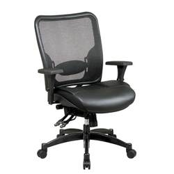 Space Office Chair by Space Seating Black Office Chair 68 50764 The Home Depot