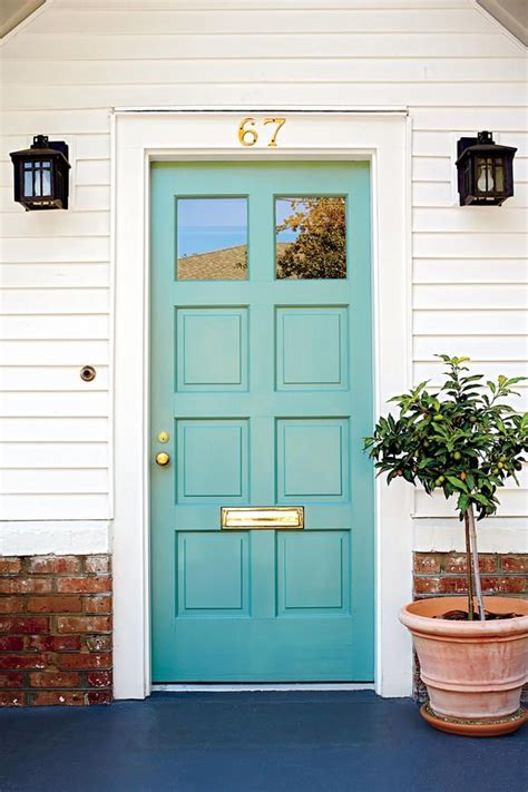 Teal Front Door Paint 17 Best Ideas About Teal Front Doors On Teal Door Painting Front Doors And Aqua Door