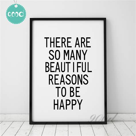 wall posters for room aliexpress buy inspiration quote canvas print