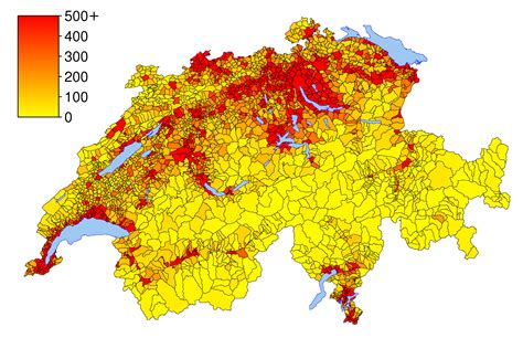 population density map of switzerland file ch population density 2007 png wikimedia commons