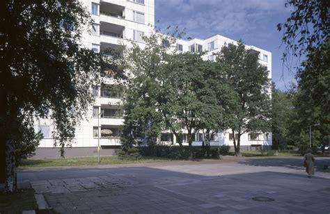 hansaviertel apartments hansaviertel apartment house 183 architecture navigator