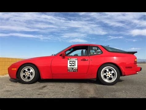 modified porsche 944 modified 1987 porsche 944 turbo one take