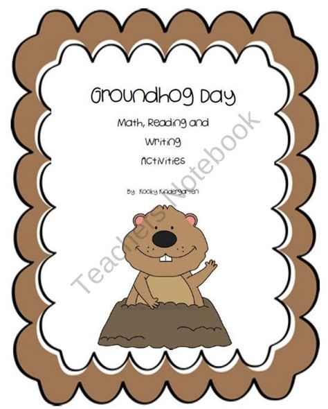 groundhog day reference 17 best images about worksheets on