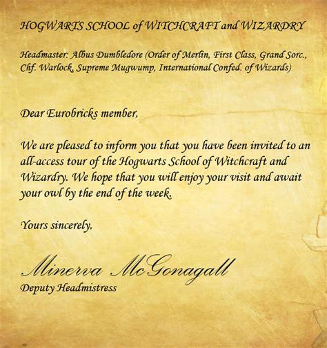 Hogwarts Acceptance Letter Second Year review 4842 hogwarts castle lego licensed eurobricks