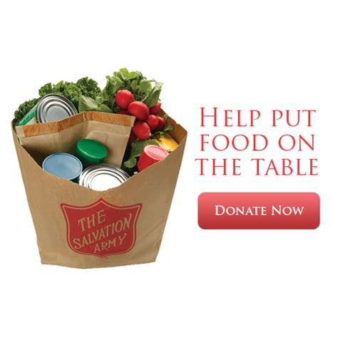 Food Pantry Salvation Army by Puyallup Valley Corps Home