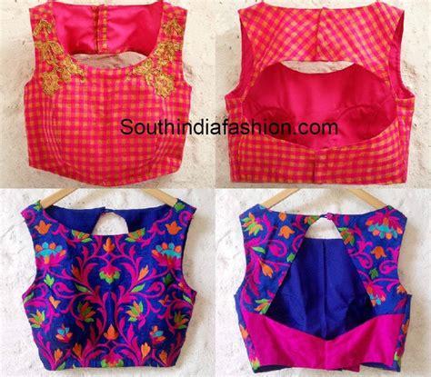nayanthara boat neck blouse designs blouse models celebrity sarees designer sarees bridal