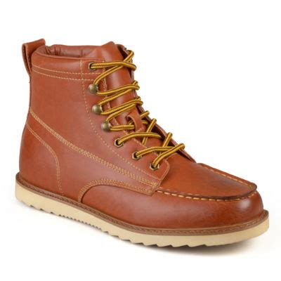 jcpenney mens boots vance co wyatt mens work boots jcpenney