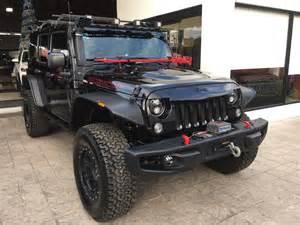 jeep rubicon unlimited rubicon modificadisimo 2015 a 241 o