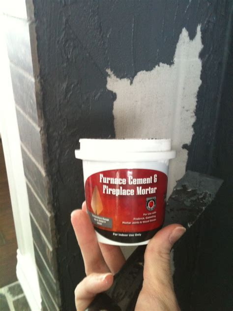 Quikrete Fireplace Mortar by How To Build A Faux Fireplace