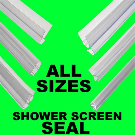 Shower Door Silicone Seals by Bath Shower Screen Gap Seal Rubber Plastic Silicone Glass