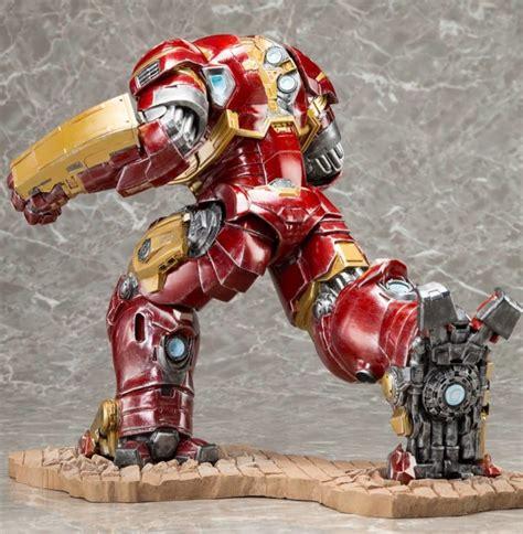 Iron Buster kotobukiya hulkbuster iron statues up for order