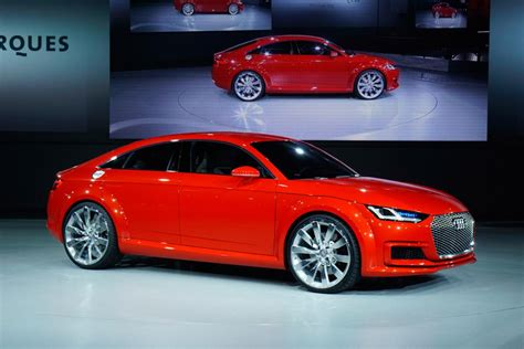 Audi Tt 2020 4 Door by Audi Tt Sportback