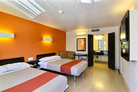 Motel 6 Room by Motel 6 Changes It Up With Renovated Rooms That Make