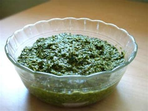 fresh basil pesto recipe dishmaps