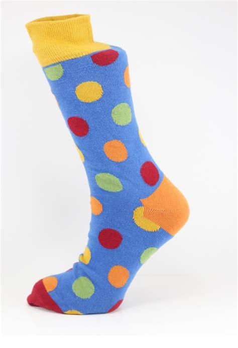 Polka Socks allsocks burly polka dot socks allsocks