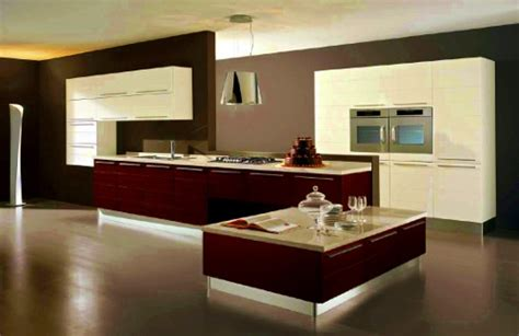 Space Saving Kitchen Islands by Cozinhas Modernas