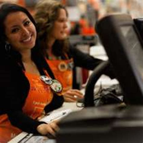 the home depot customer service associate