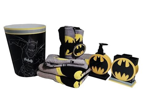 5 most affordable batman bathroom set with high quality