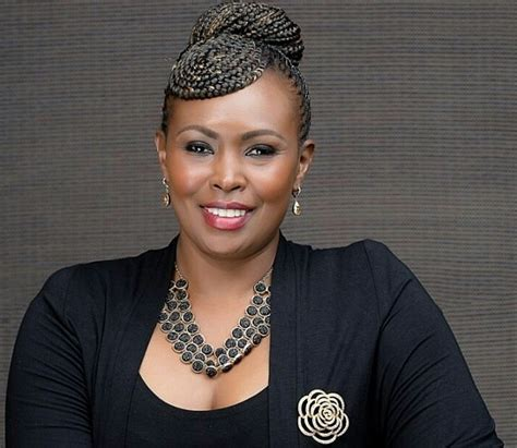 Caroline Mutoko to sponsor a young Kenyan to attend the One Young World Summit in Colombia