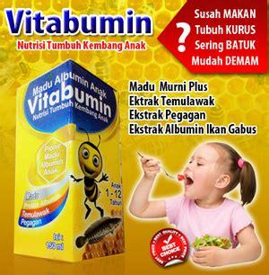 Vitabumin Asli Herbal Ikan Gabus Penambah Nafsu Makan Anak jual madu vitabumin herbal cilacap