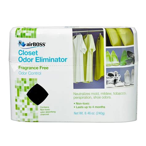 Closet Odor Eliminator by Brite Performacide Professional Grade Basement Odor