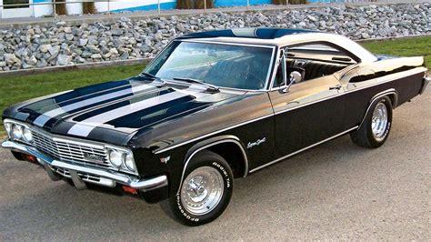 the impala 1966 galaxie 500 vs 1966 impala horsepower
