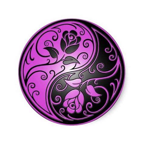 yin yang rose tattoo yin yang designs yin yang and sticker design on