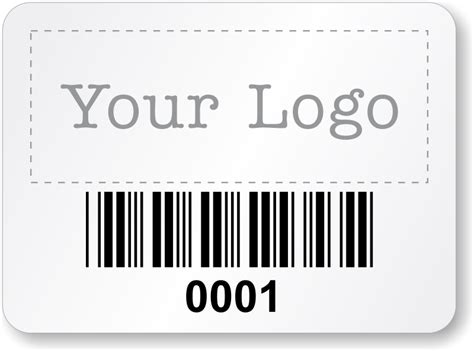 barcode label template 0 75 in x 1 in print your own barcode labels