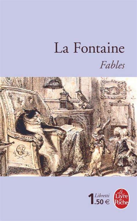fables livres vii viii livre fables jean de la fontaine le livre de poche libretti 9782253193173 librairie dialogues