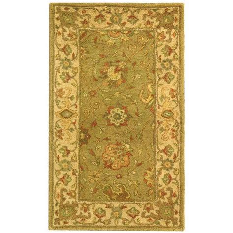 3 x 4 area rug safavieh antiquity 2 ft 3 in x 4 ft area rug at21d 24 the home depot