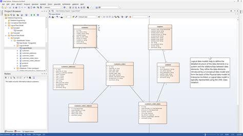 models enterprise architect user guide