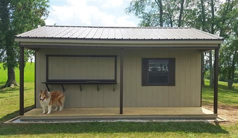 Creek Sheds by Custom Designed Structures Pine Creek Structures