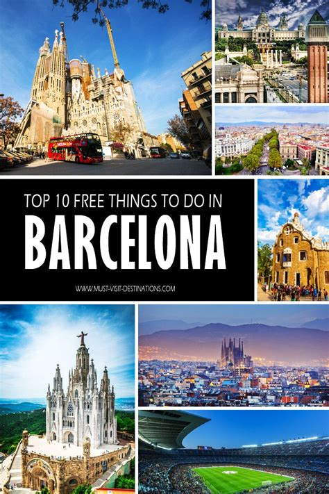 best things to see in barcelona 16 best ideas about time to travel on trips