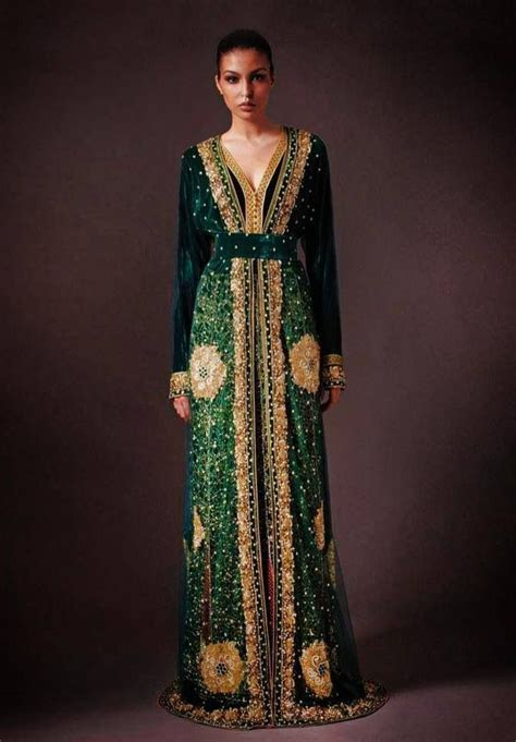 Fashion Kaftan Wanita Combi Gold Green 427 best images about moroccan kaftan on moroccan dress moroccan caftan and