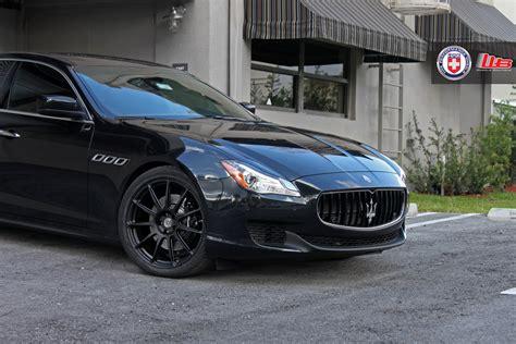 Maserati Quattroporte Forum Maserati Quattroporte On Hre P43sc Sinister Perfection