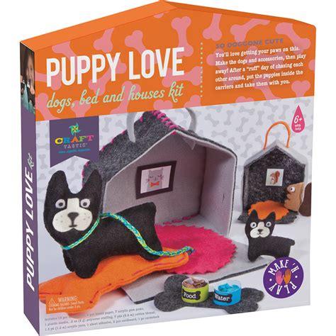 puppy kit craft tastic puppy kit sense