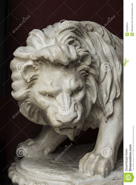 lion statue stock photo image of arranging claw lion