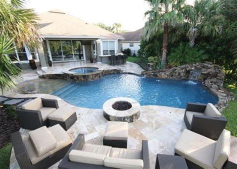 8 outdoor fireplace and fire pit design ideas luxury pools