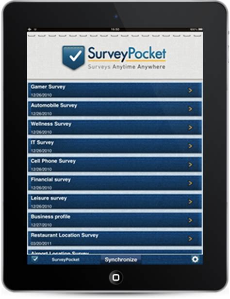 Online Survey App - survey apps for ipad android tablets more questionpro com