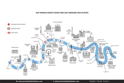 thames river on a map related keywords suggestions for landmarks along the thames