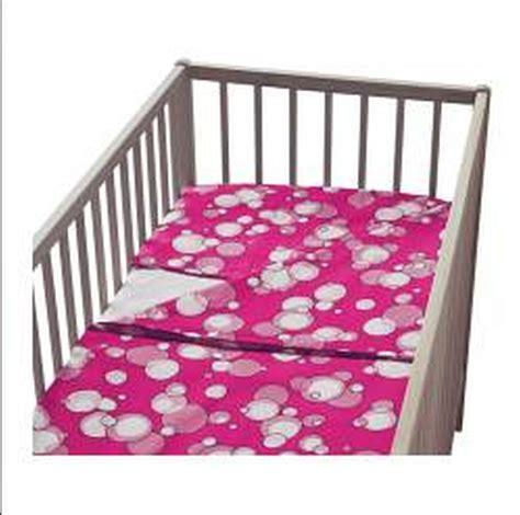 Ikea Crib Bedding Ikea Korall Bubblor Pink Crib Duvet Cover Pillowcase Set Nursery Bedding Bubbles