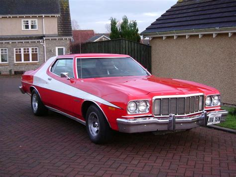 Starsky And Hutch Original Car Ray1967 S 1974 Ford Gran Torino In Dundee
